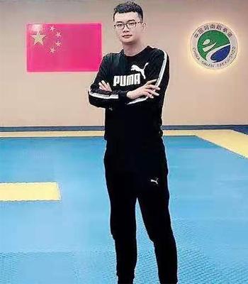 司南跆拳道 —   杨  光  馆长
