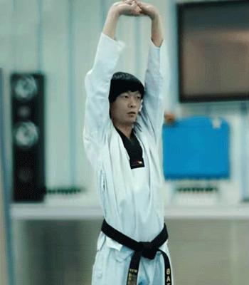 司南跆拳道 — 巴塔尔 总馆长